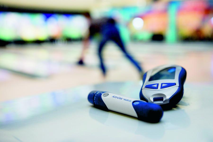 La diabetes no es un obstáculo para practicar deporte
